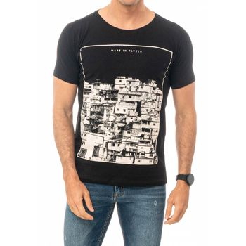 Camiseta Made in Favela