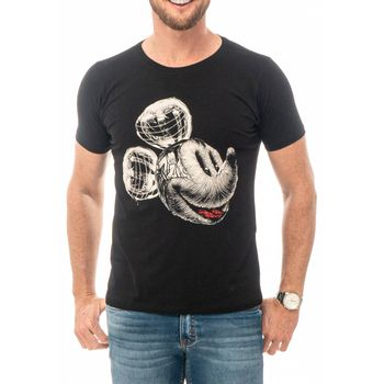Camiseta Mickey Head