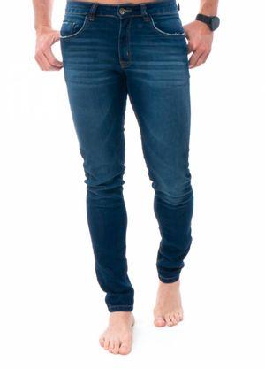 Jeans Blue Poidos Bolsos