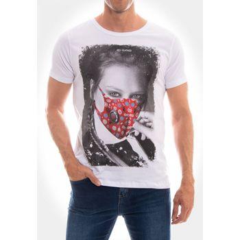 Camiseta Mask Girl