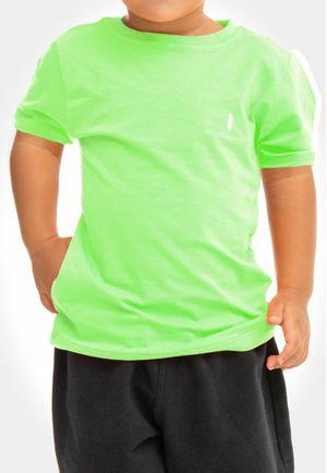 Camiseta Básica Verde Mint