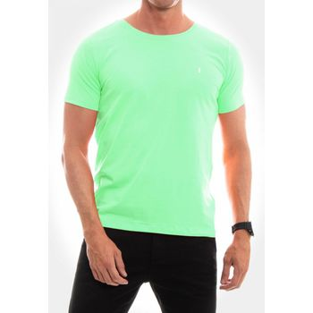 Camiseta Básica Green Mint