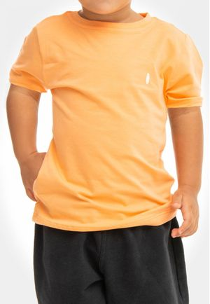 Camiseta Básica Laranja