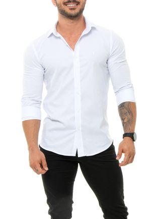 Camisa Básica Branca