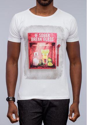 Camiseta Brake Glass