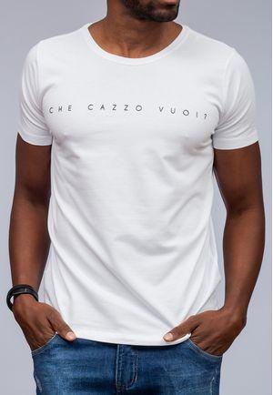 Camiseta Che Cazzo Vuoi