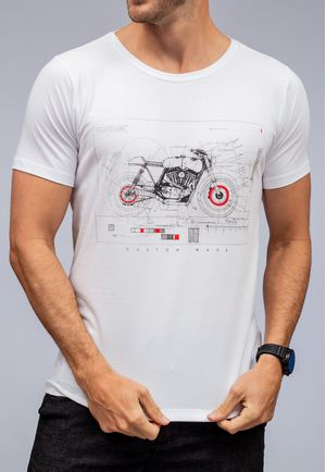 Camiseta Custom Made