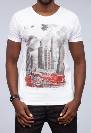 Camiseta London Skyline