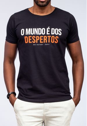 Camiseta Despertos