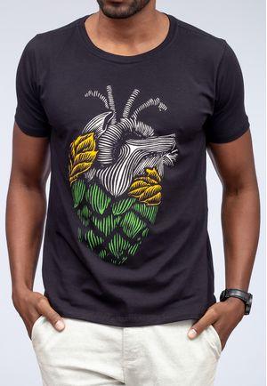 Camiseta Hop in Heart