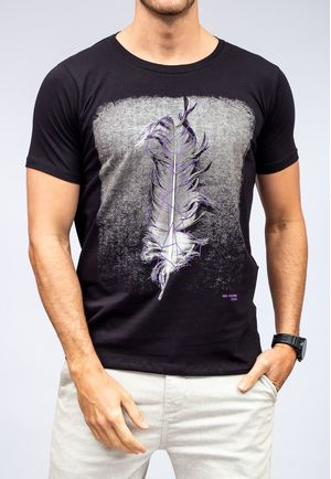 Camiseta The Lines Feather