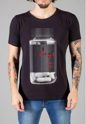 Camiseta Happy Pills