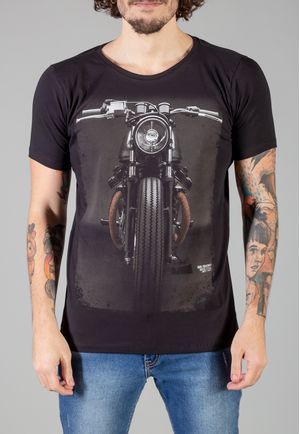 Camiseta Biker Crew