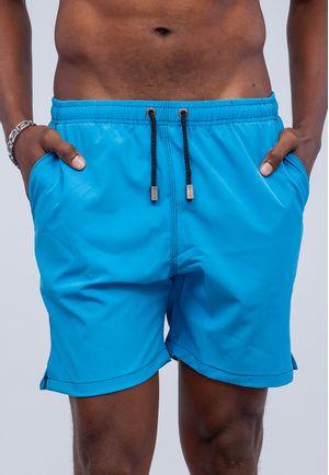 Short Swim Azul Cobalto