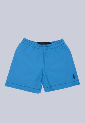 Short Swim Infantil Azul Cobalto