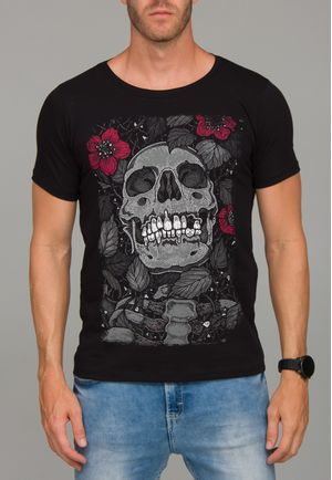 Camiseta The Skull Art Board