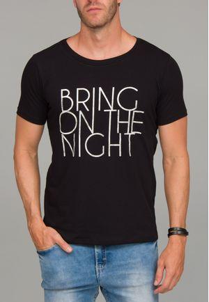 Camiseta The Night