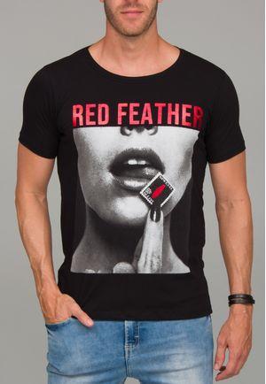 Camiseta Red Stamp