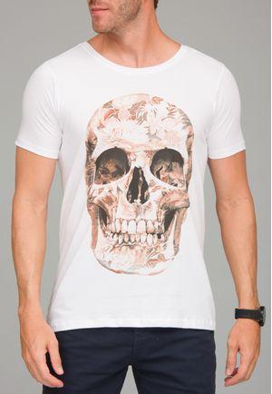 Camiseta The Leaves Skull