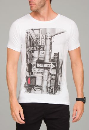 Camiseta Feather Signal
