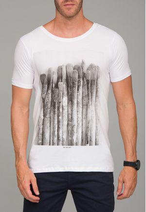 Camiseta Be The Art