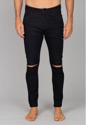 Calça Jeans Black Amaciada