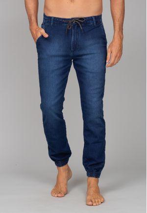 Calça Chico Jogger Blue Jeans