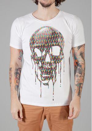 Camiseta Fluid Skull